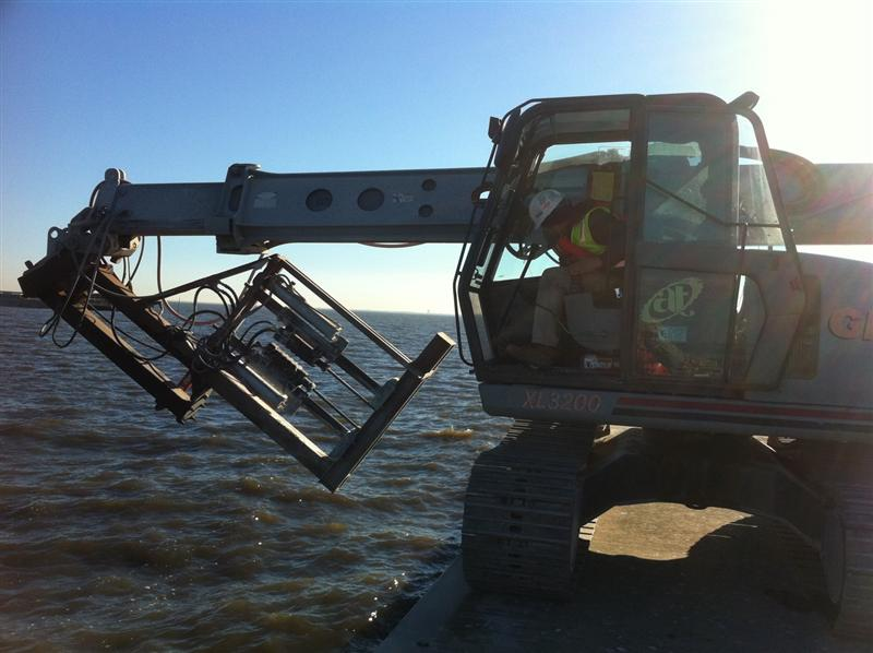 Pier Drilling - Aggregate Technologies