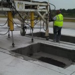 Airport Runway Removal - Slab Removal
