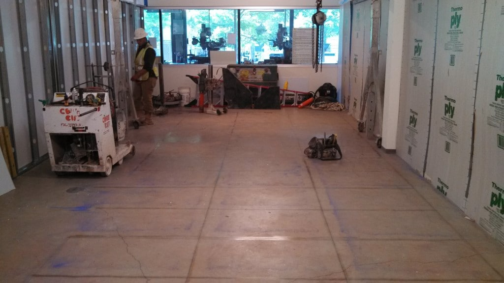 Brand New Structural Slab Floor Removal At Rice University Aggregate Od82